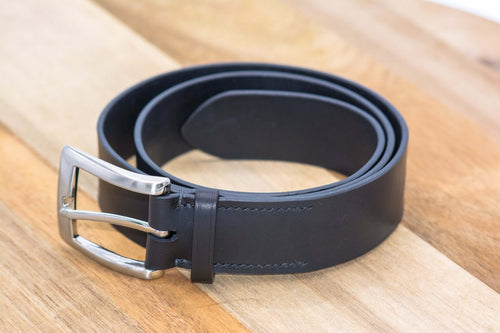 Original Leather Belt - Delmotte Leathercraft