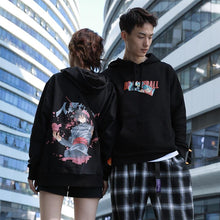 "Load image into Gallery viewer, ""DRAGON BALL PRINT"" HOODIE"