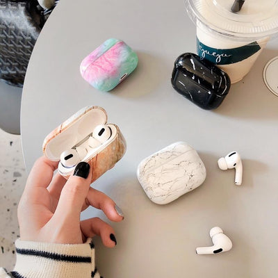 """MARBLE"" AIRPODS PRO CASES"