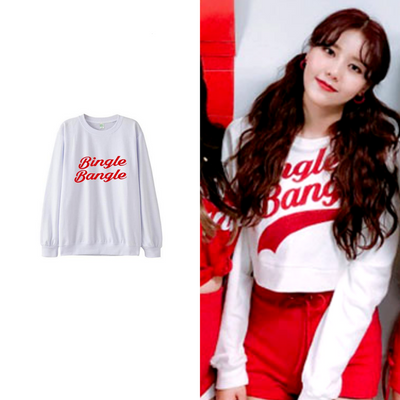 """BINGLE BANGLE"" SWEATER"