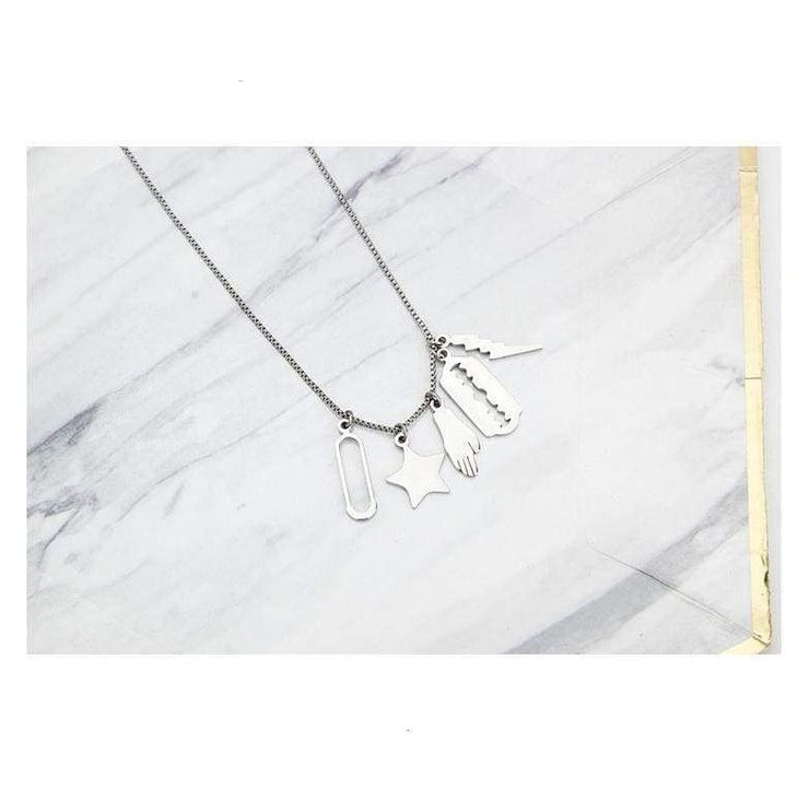 """CHARMED"" NECKLACE"