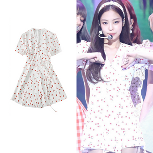 """SPRING BLOSSOM"" DRESS"