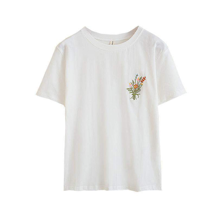 """BOUQUET"" T-SHIRT"