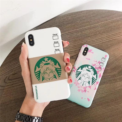 """STARMOON"" IPHONE CASE"