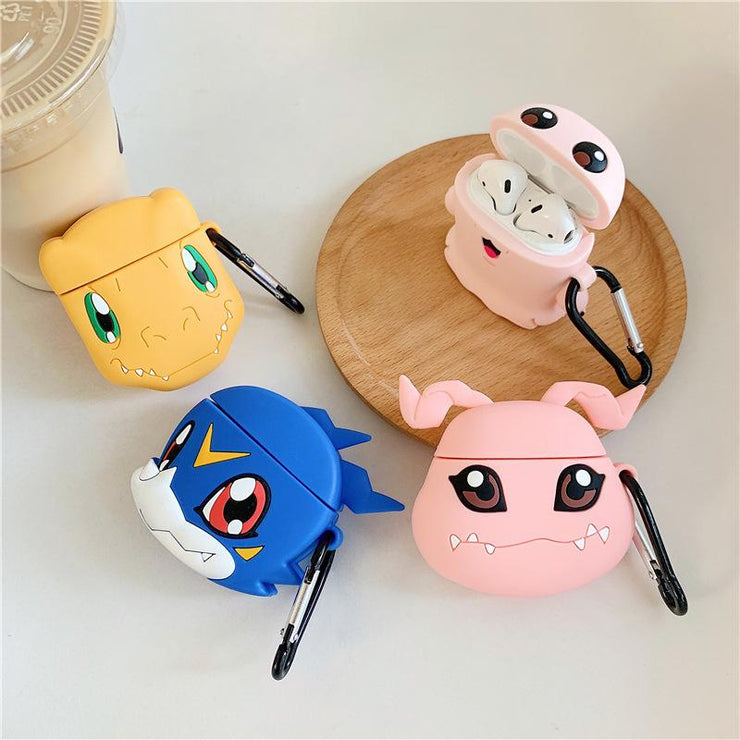 """DIGIMON"" AIRPODS CASES"