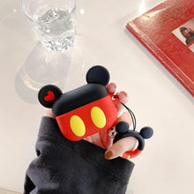 "Load image into Gallery viewer, ""MINNIE & MICKEY MOUSE"" AIRPODS & AIRPODS PRO CASES"