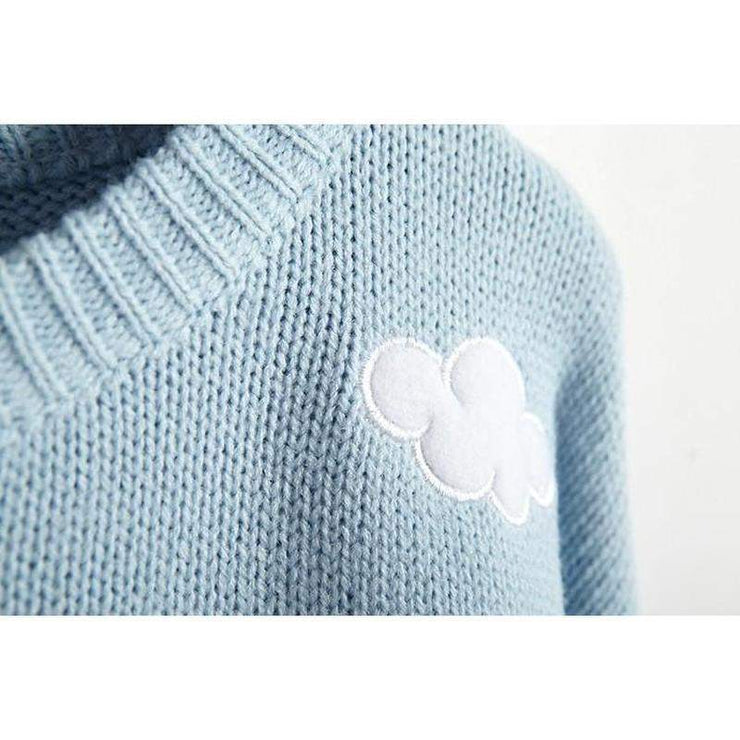"""CLOUDY"" SWEATER"