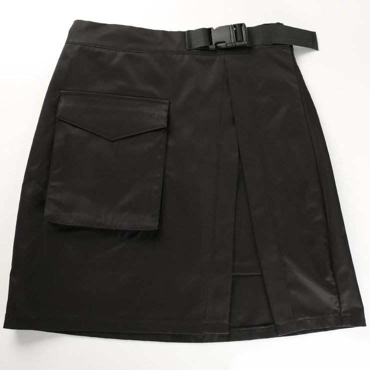 """BUCKLE UP"" SKIRT"