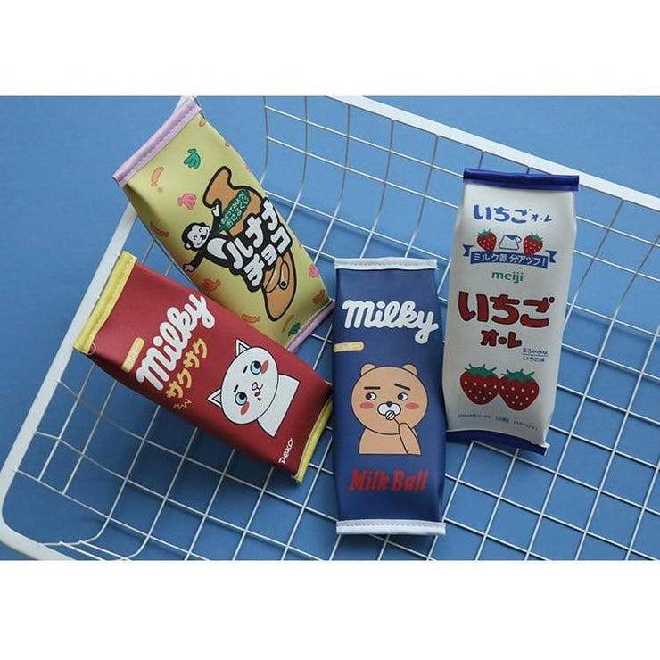 """ASIAN SNACKS"" PENCIL CASE"