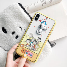 "Load image into Gallery viewer, ""PEANUTS BUDDIES"" IPHONE CASE"