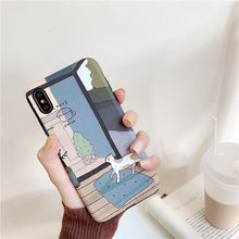 "Load image into Gallery viewer, ""JAP CATS"" IPHONE CASE"