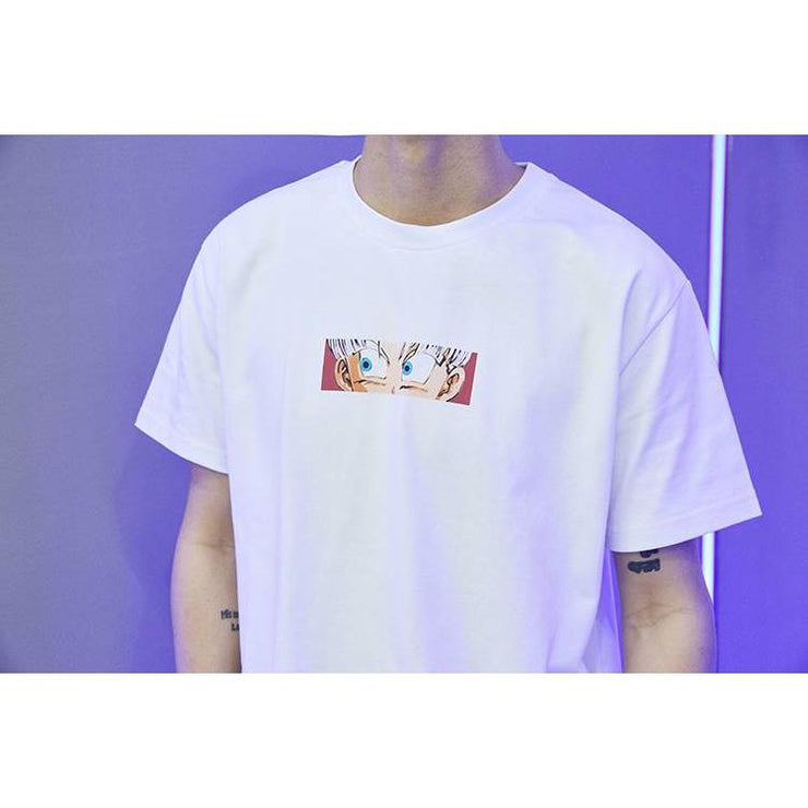 """DRAGON BALL NOTICE ME / GET YOU"" T-SHIRT"