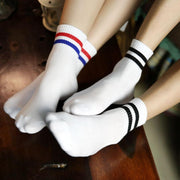 """PREPPY STRIPES"" SOCKS"
