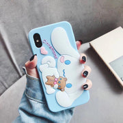 """CINNAMOROLL"" IPHONE CASE"