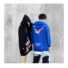 "Load image into Gallery viewer, ""FREE TO FLY"" HOODIE"