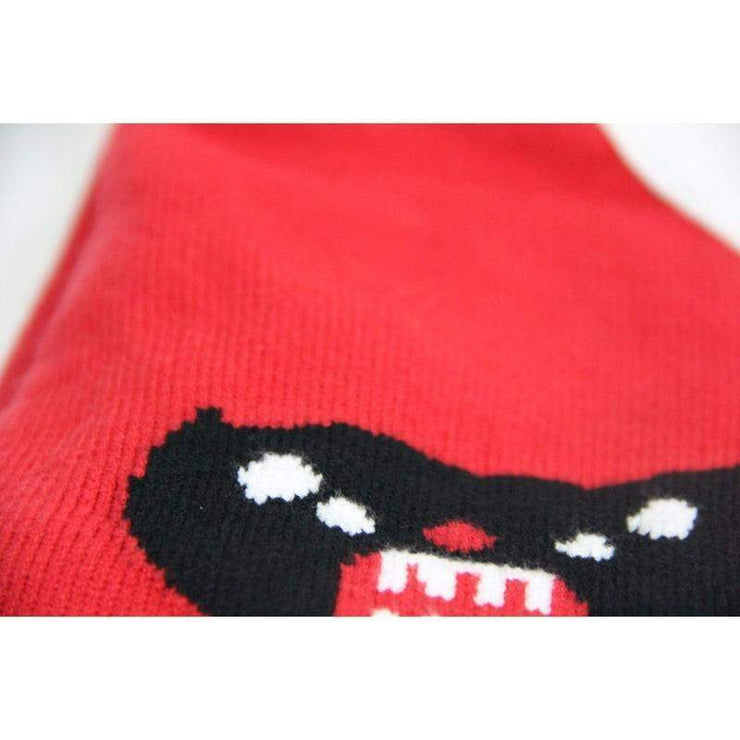 """ANGRY PANTHER"" SWEATER"