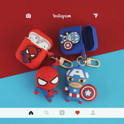 """MARVEL CHARM"" AIRPOD CASE"