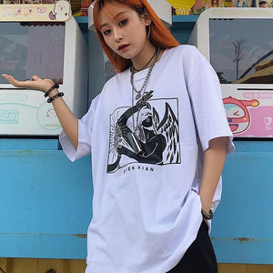 """SHEN XIAN ANGEL"" T-SHIRT"