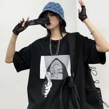 "Load image into Gallery viewer, ""NUN WITH A GUN"" T-SHIRT"