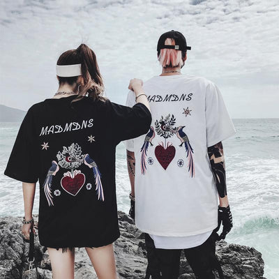 """MAD LOVE"" T-SHIRT"