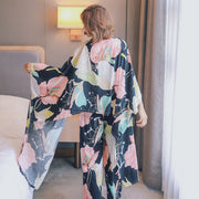 """PETAL"" 4 PIECE PAJAMAS SET"