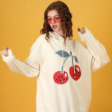 "Load image into Gallery viewer, ""SOUR CHERRY"" HOODIE"