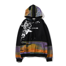 "Load image into Gallery viewer, ""BUTTERFLY EFFECT"" HOODIE"