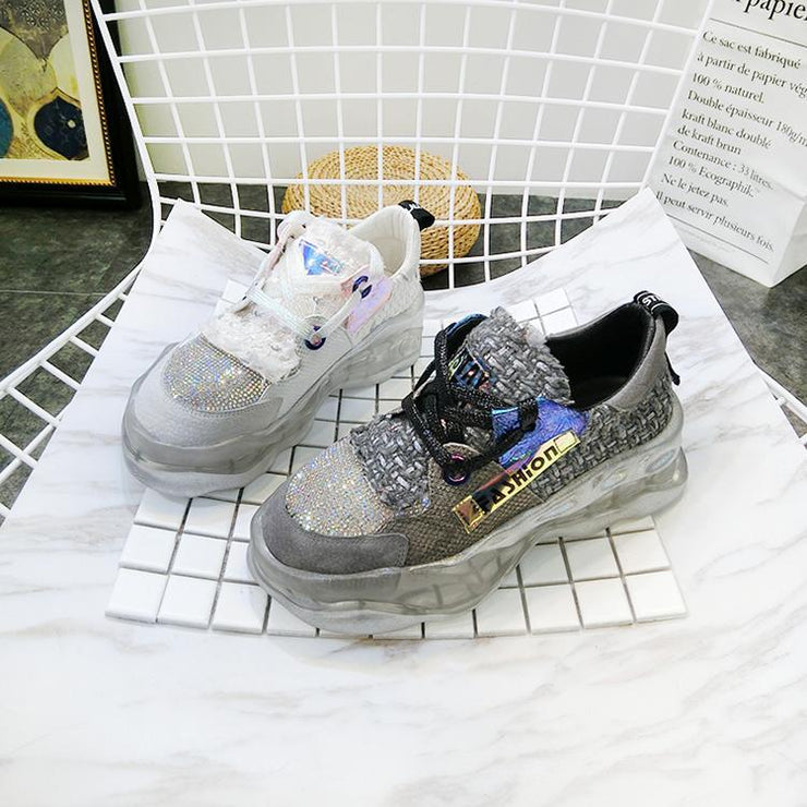 """GLITTERY JITERRY"" SHOES"