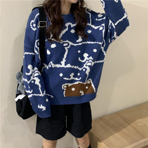 """BEARS"" SWEATER"