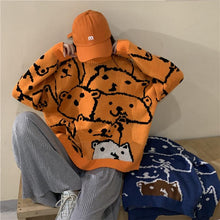 "Load image into Gallery viewer, ""BEARS"" SWEATER"