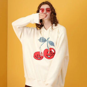 """SOUR CHERRY"" HOODIE"