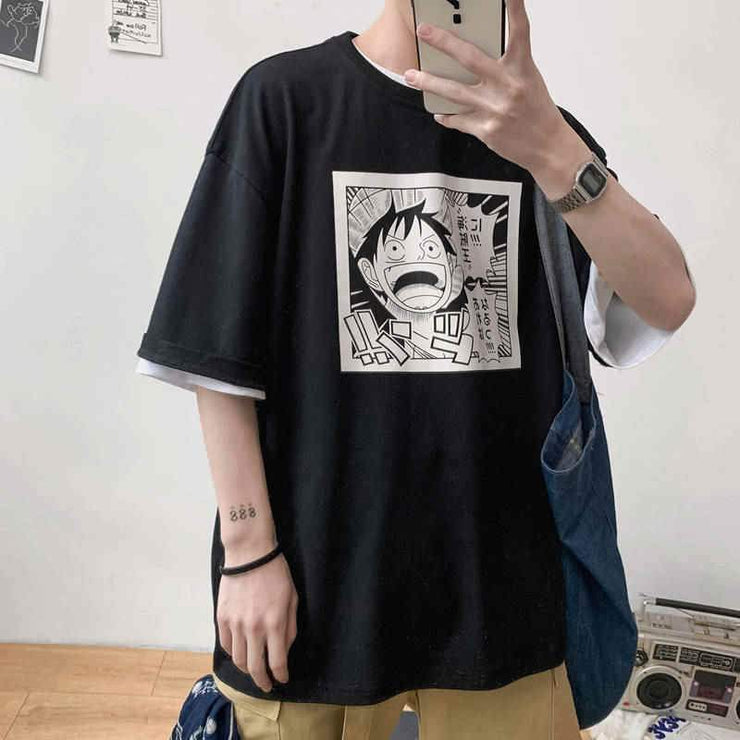 """ONE PIECE COMIC"" T-SHIRT"