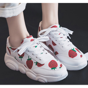 """MY STRAWBEERRY"" SHOES"