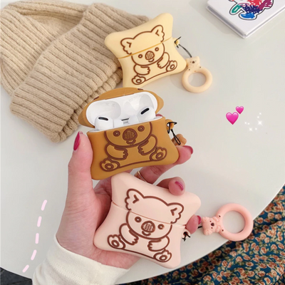 """LOTTE KOALA COOKIE"" AIRPODS & AIRPODS PRO CASES"