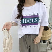 """FALSE IDOLS"" T-SHIRT"