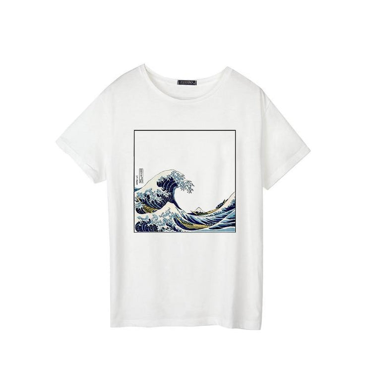 """JAPAN WAVES"" T-SHIRT"
