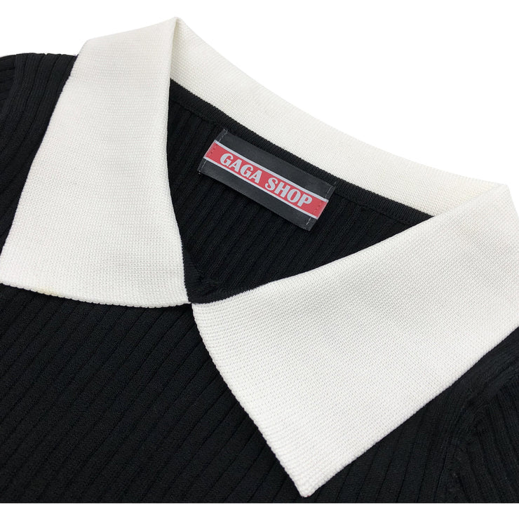 """ACADEMIA"" COLLARED SHIRT"