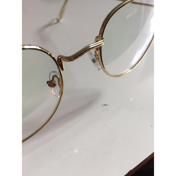 """METAL FRAME"" GLASSES"