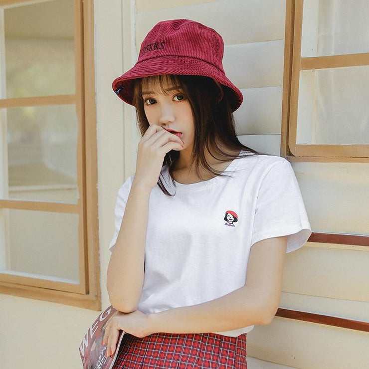 """FRENCH BERET"" T-SHIRT"