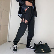 """DARK ETERNITY"" LOOSE JOGGERS"