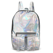 """ACID HOLOGRAPHIC"" BACKPACK"