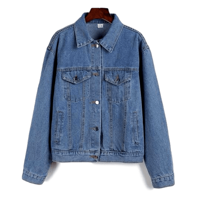 """RETRO"" DENIM JACKET"
