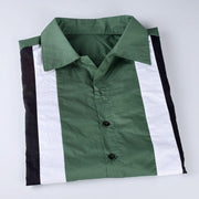 """THIN MINT"" COLLARED SHIRT"
