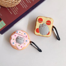 "Load image into Gallery viewer, ""YUMMY PUSHEEN"" AIRPOD CASE"
