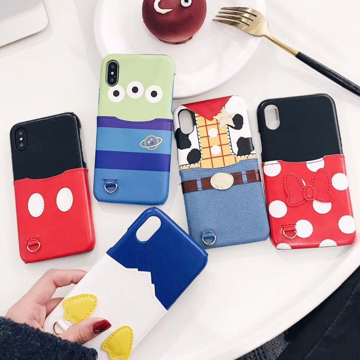"""THE ORIGINAL POCKETS"" IPHONE CASE"