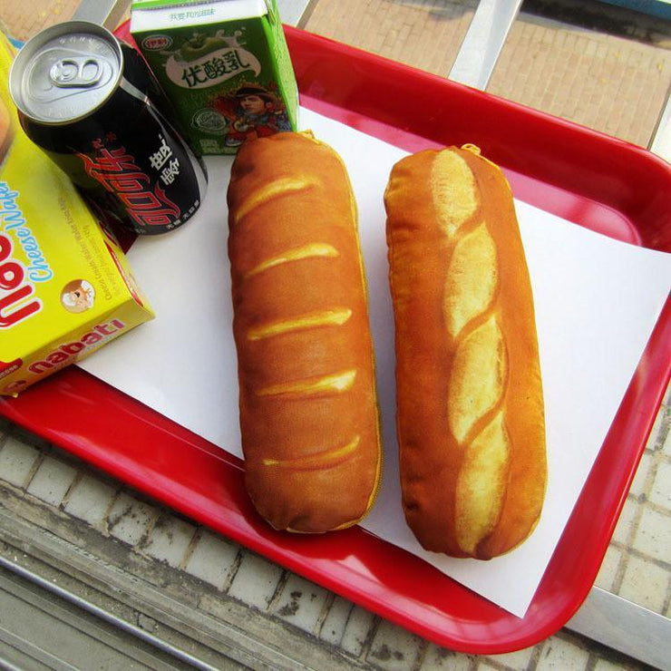 """BREAD LOAF"" PENCIL CASES"