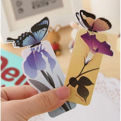 """BUTTERFLY"" BOOKMARKS"
