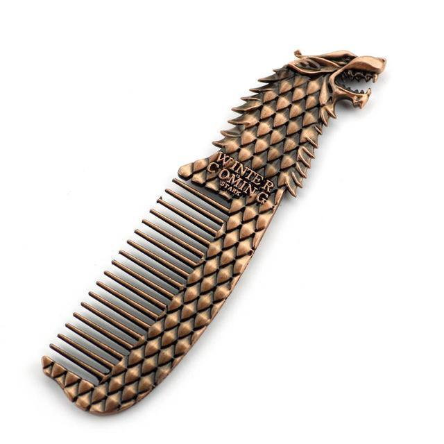"""GAME OF THRONES: WINTER'S COMING"" HAIR COMBS"