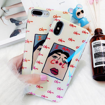 """COOL"" IPHONE CASE"