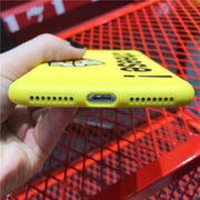 """CHEESE!"" IPHONE CASE"